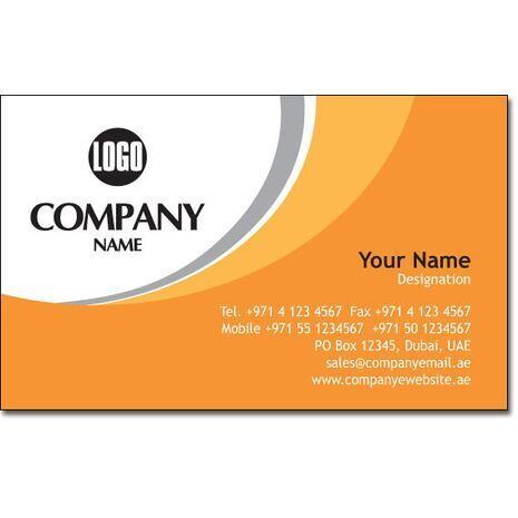Business Card BC 0026