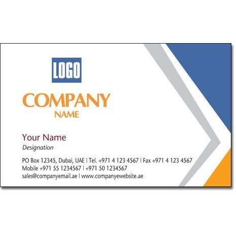 Business Card BC 0027