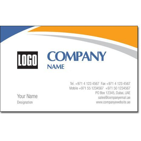 Business Card BC 0030