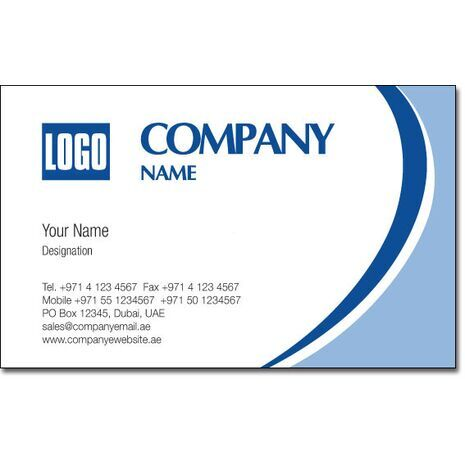Business Card BC 0031