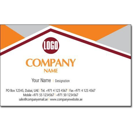 Business Card BC 0032
