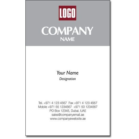 Business Card BC 0034