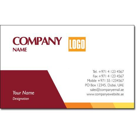 Business Card BC 0046