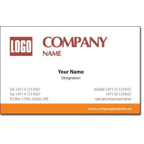 Business Card BC 0051