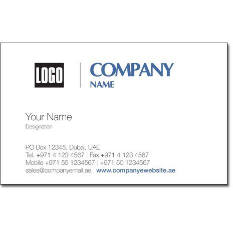 Business Card BC 0052