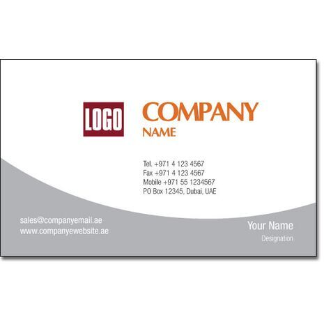 Business Card BC 0053