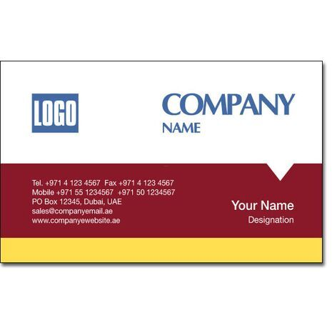 Business Card BC 0054