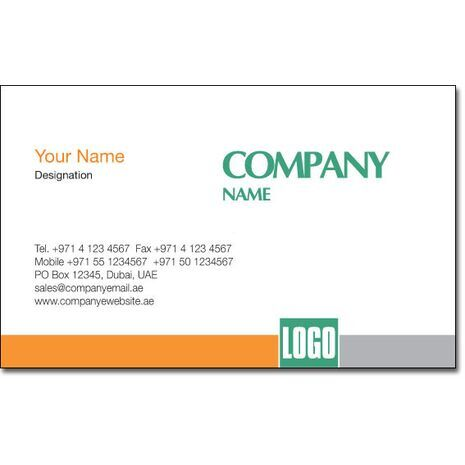 Business Card BC 0055