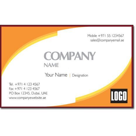 Business Card BC 0057