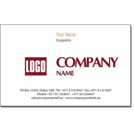 Business Card BC 0060