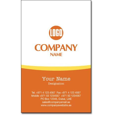 Business Card BC 0061