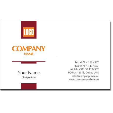 Business Card BC 0062