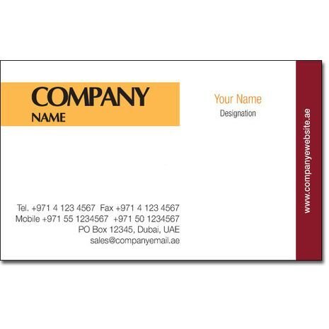 Business Card BC 0064