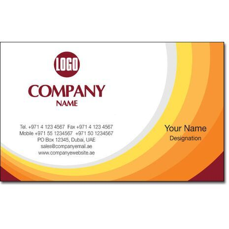 Business Card BC 0065