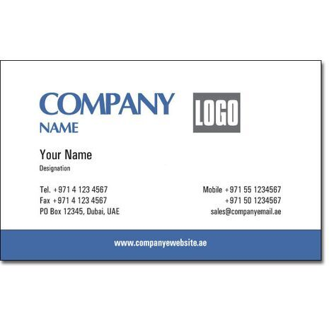 Business Card BC 0068