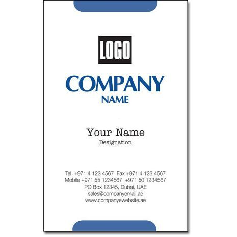 Business Card BC 0075