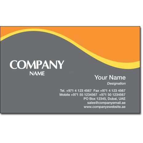 Business Card BC 0078