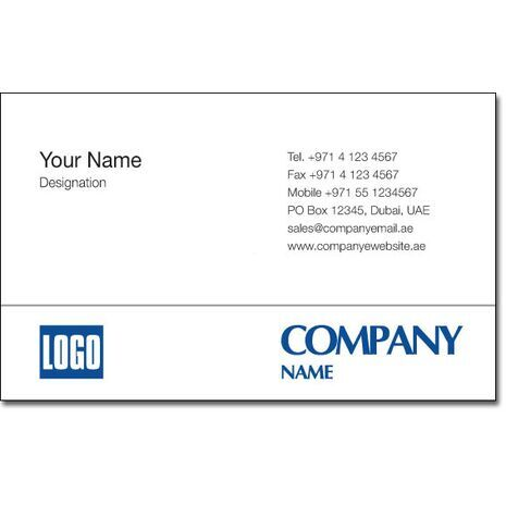 Business Card BC 0079