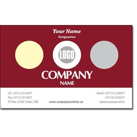 Business Card BC 0083
