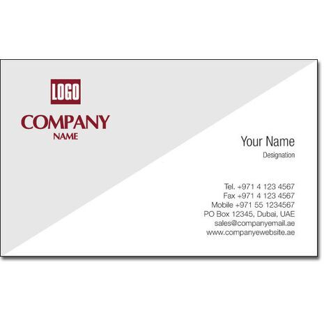 Business Card BC 0088
