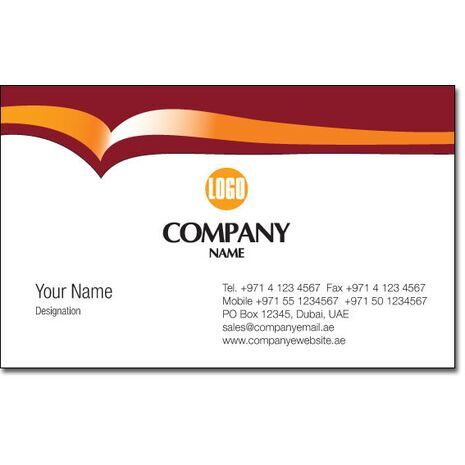 Business Card BC 0090