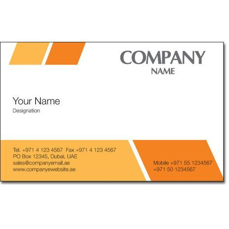 Business Card BC 0091