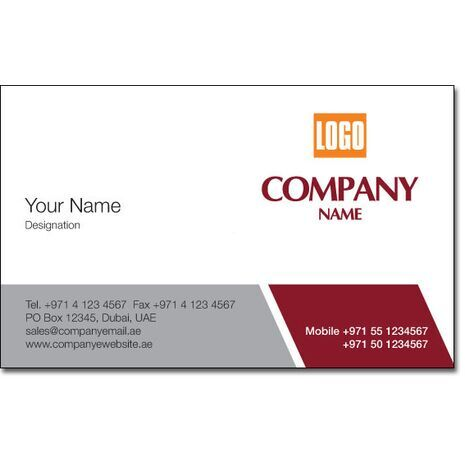 Business Card BC 0093