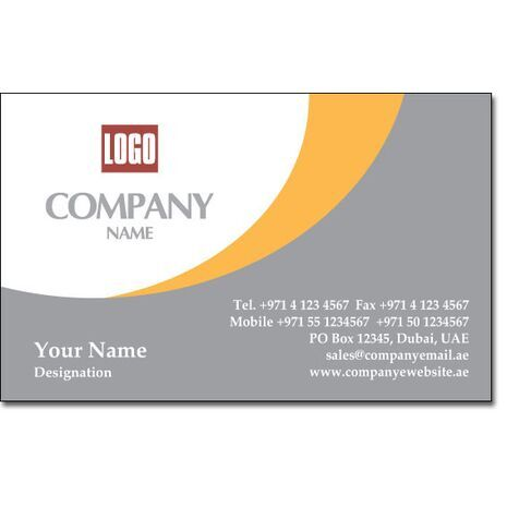 Business Card BC 0099