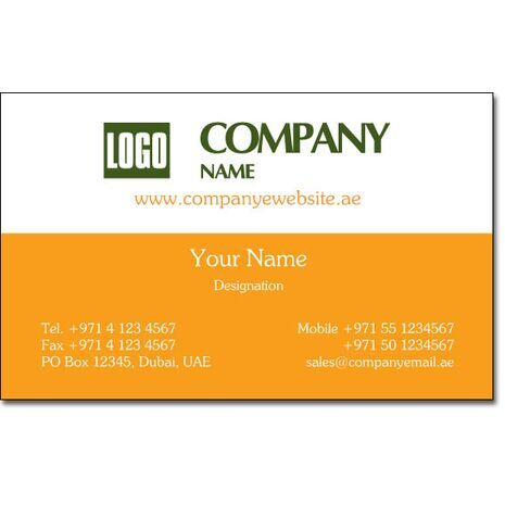 Business Card BC 0100