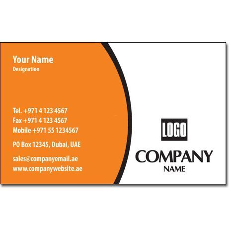 Business Card BC 0102