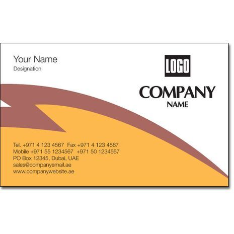 Business Card BC 0103