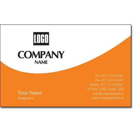 Business Card BC 0104