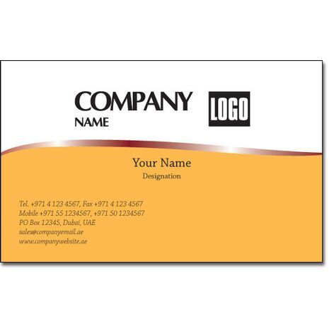 Business Card BC 0106
