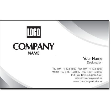 Business Card BC 0112