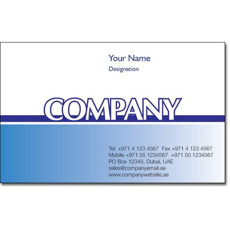 Business Card BC 0121