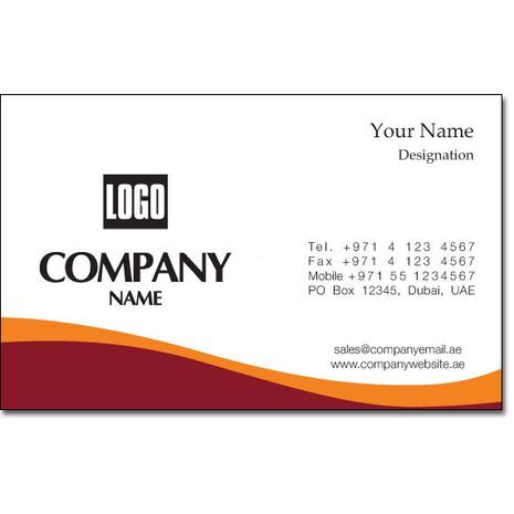 Business Card BC 0124