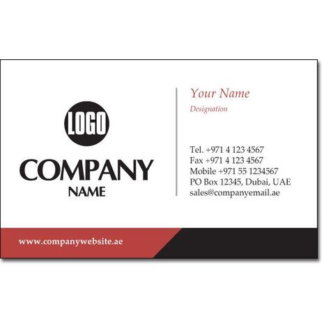 Business Card BC 0129