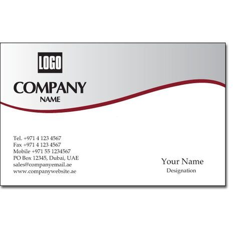 Business Card BC 0132