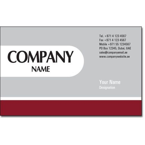 Business Card BC 0133