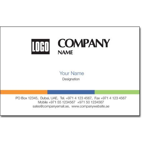 Business Card BC 0136