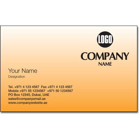 Business Card BC 0138