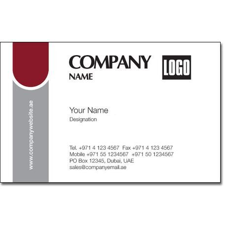 Business Card BC 0139