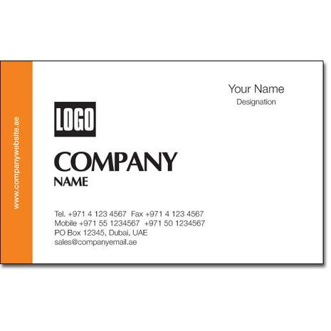 Business Card  BC 0140