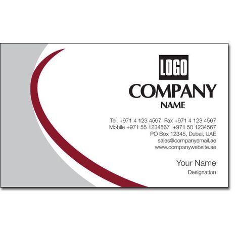 Business Card BC 0147
