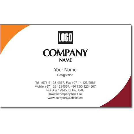 Business Card BC 0148