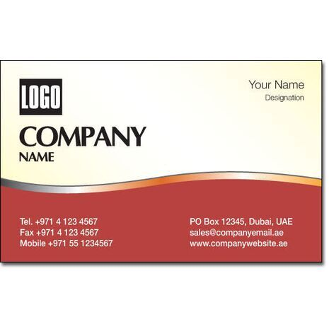 Business Card BC 0153