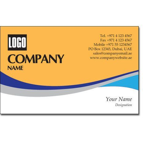 Business Card BC 0157