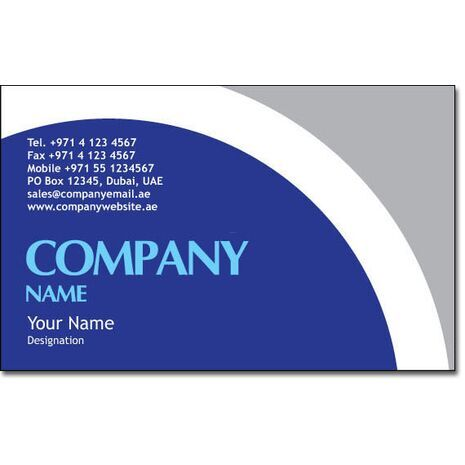 Business Card BC 0164