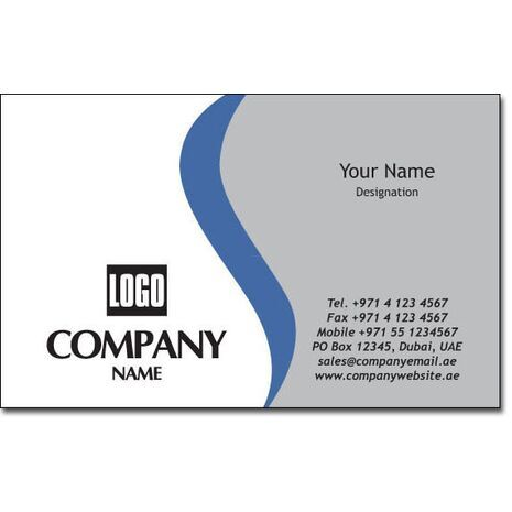 Business Card BC 0170