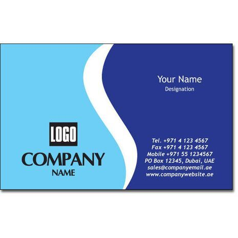 Business Card BC 0171